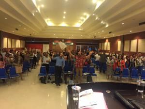 bali church meeting