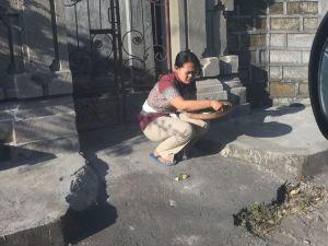 woman offerings
